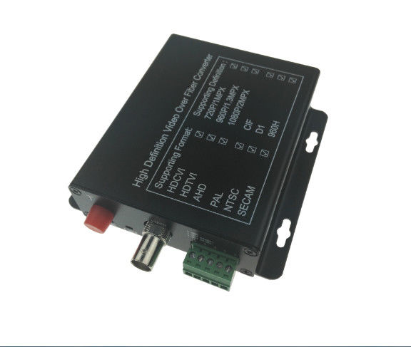 Hi - Definition Analog Video Transmitter And Receiver Automatically Identify
