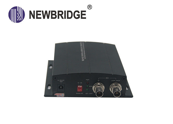 High Performance HD SDI Converter , Digital Video Converter Single Channel