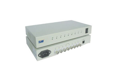 China ITU-T G.703 Standard Managed Ethernet Switch 4E1 To LAN Protocol Converter BNC 75Ω factory