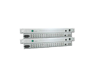 China 16 E1 PDH Multiplexer Managed POE Switch , Managed Switch Supporting PoE factory