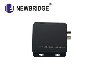 China High quality HDMI to SD/HD/3G-SDI Converter Mini HDMI Converter Support SD-SDI/HD-SDI/3G-SDI factory
