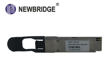 Duplex LC Fiber Optic Transceiver Module 850/900nm 40Gb/s Bidi QSFP+ 3.5 Watt